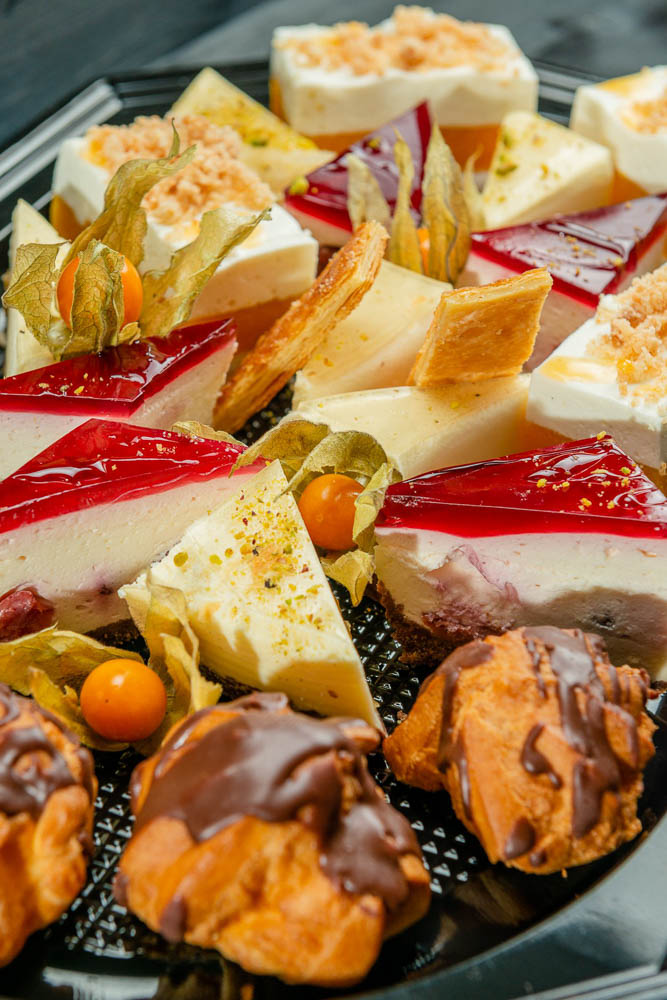 Galerie Euphoria Catering Delivery 3
