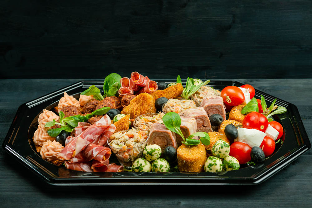 Galerie Euphoria Catering Delivery 7