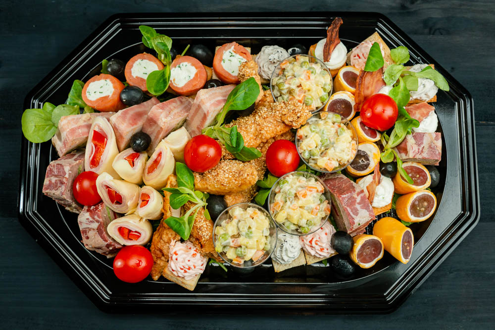 Galerie Euphoria Catering Delivery 9